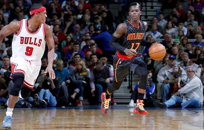 Atlanta Hawks v Chicago Bulls